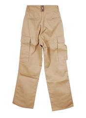 Pantalon casual beige FREEMAN T.PORTER pour femme seconde vue