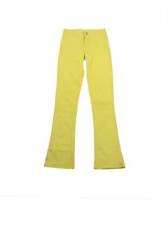 chipie pantalons fille de couleur anis