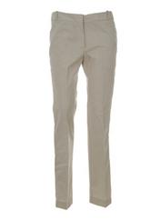 Pantalon casual beige LES PRAIRIES DE PARIS pour femme seconde vue