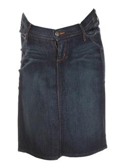 habitual jupes femme de couleur bleu fonce