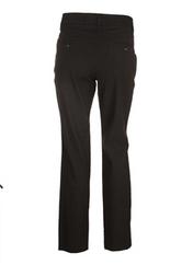 Pantalon chic anthracite MY PANTS pour femme seconde vue
