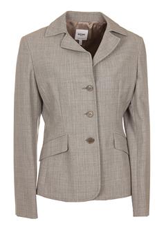 moschino vestes femme de couleur gris
