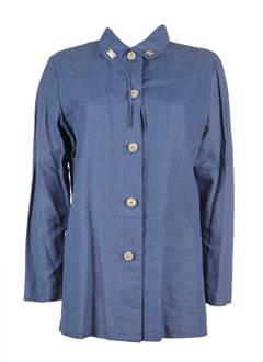 indies vestes femme de couleur bleu fonce