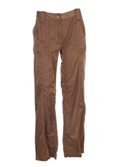 setrak pantalons femme de couleur kaki