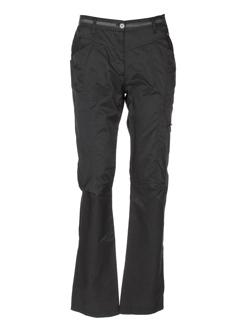 Pantalon casual marron RIVIERES DE LUNE pour femme