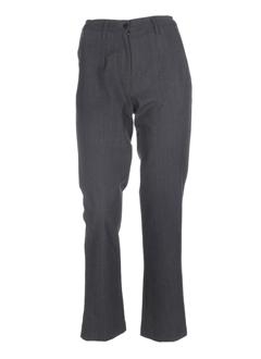Pantalon chic anthracite ROSA ROSAM pour femme