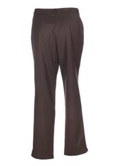 Pantalon chic marron ROSA ROSAM pour femme seconde vue