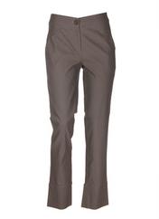 Pantalon chic taupe ROSA ROSAM pour femme seconde vue