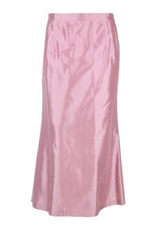 paule vasseur jupes femme de couleur rose