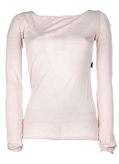 rag restyle pulls femme de couleur rose pale