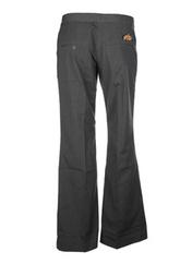 Pantalon casual gris FORNARINA pour femme seconde vue