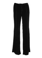 Pantalon casual noir RAG RESTYLE pour femme seconde vue