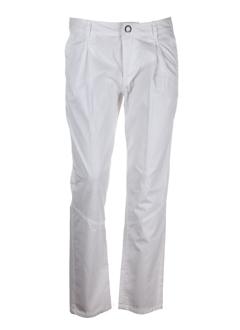 Pantalon chic blanc HEL-S pour femme