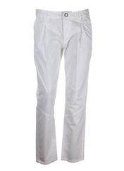 Pantalon chic blanc HEL-S pour femme seconde vue