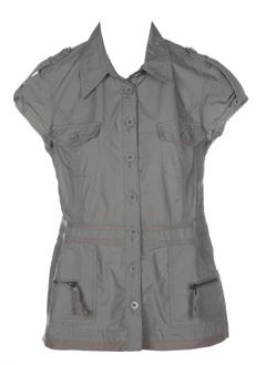 jensen chemises femme de couleur kaki