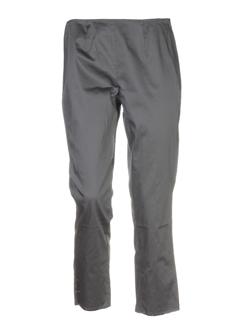 nathalie chaize pantalons femme de couleur kaki