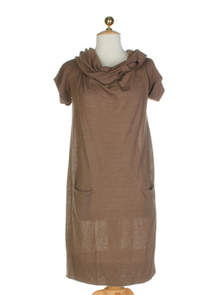 pennyblack robes femme de couleur chocolat