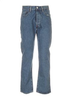 atlanta jeans homme de couleur bleu