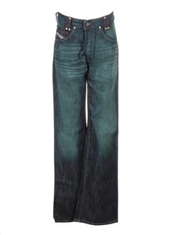 diesel jeans homme de couleur bleu fonce