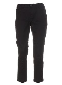 ltb pantalons femme de couleur noir