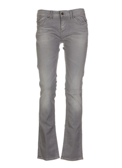 teddy smith jeans femme de couleur gris