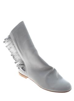 tatoosh bottines femme de couleur gris