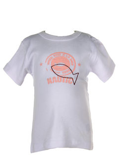 Produit-T-shirts-Fille-WEEK END A LA MER