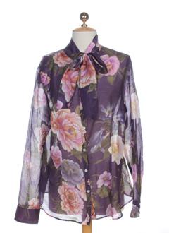 josephine et c.o chemises femme de couleur violet