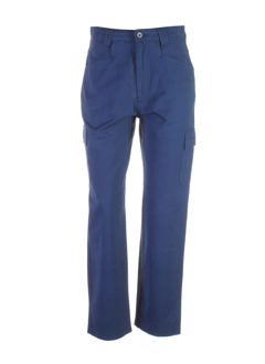 Pantalon casual bleu GOTCHA pour femme