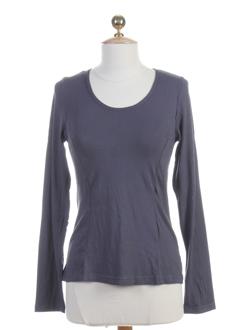 la maille t-shirts femme de couleur anthracite