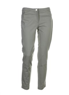 pennyblack pantalons femme de couleur gris perle