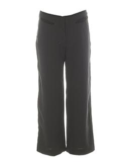 solola pantacourts femme de couleur noir