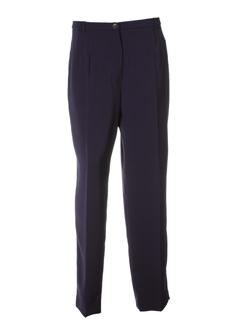 modissimo pantalons femme de couleur violet