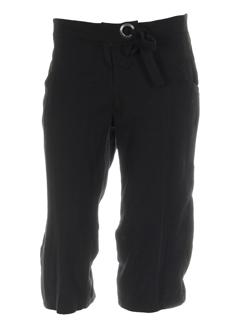 r 867 shorts / bermudas femme de couleur noir