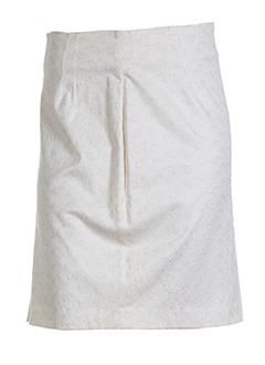 tasouris jupes femme de couleur ecru