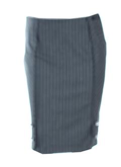 Jupe mi-longue gris AIRFIELD pour femme