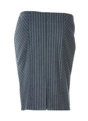 Jupe mi-longue gris AIRFIELD pour femme seconde vue