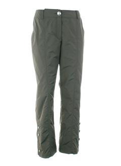 airfield pantacourts femme de couleur taupe