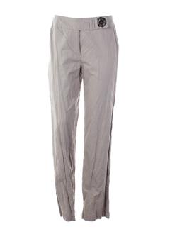 Pantalon chic beige AIRFIELD pour femme