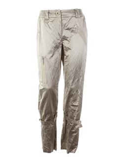 Pantalon casual beige AIRFIELD pour femme
