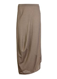 sandy bay jupes femme de couleur taupe