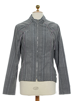 elliott vestes femme de couleur gris