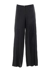 Pantalon chic anthracite LEÏKO pour femme seconde vue