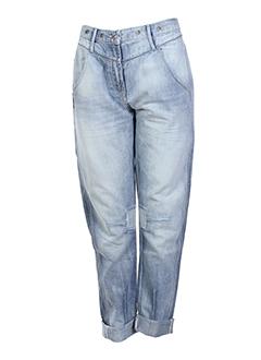 miss sixty jeans femme de couleur bleu clair