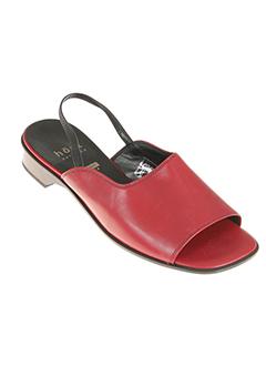 hogl chaussures femme de couleur bordeaux
