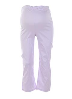 balloon pantacourts femme de couleur lilas