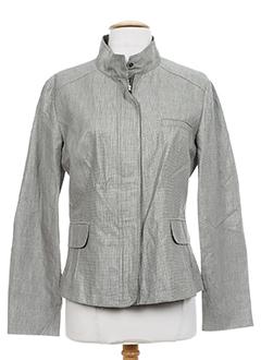 caractere vestes femme de couleur gris clair