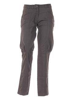 womn pantalons et decontractes femme de couleur gris