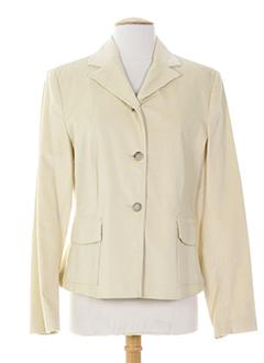blus&blus vestes femme de couleur beige clair