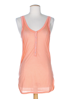 by malene birger t et shirts et tops femme de couleur orange